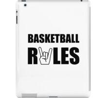 Basketball Rules iPad Case/Skin