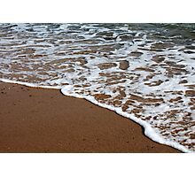 Barcelona Beach Photographic Print