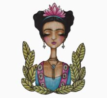 Frida's Dreams One Piece - Short Sleeve