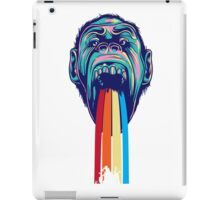 Monkey Art iPad Case/Skin
