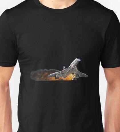 Concorde Air France Unisex T-Shirt