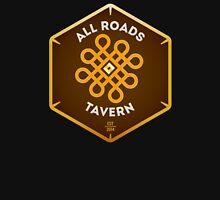 "All Roads Tavern ""Dice Sign"" Full Color Logo Unisex T-Shirt"