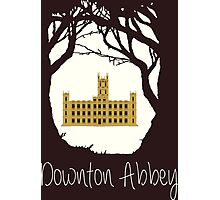 Downton Abbey Photographic Print