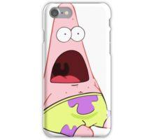 Patrick Shocked iPhone Case/Skin