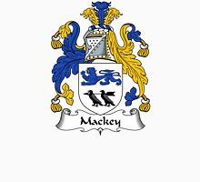 Mackey Coat of Arms / Mackey Family Crest Unisex T-Shirt