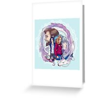 MAGIA - A Witch's journey Greeting Card