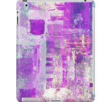 Beauty in Blue And Pink iPad Case/Skin