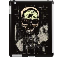 I`m here to protect the souls who live inside iPad Case/Skin