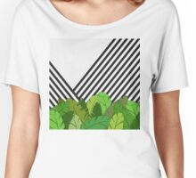 Green Direction V Women's Relaxed Fit T-Shirt