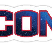 University of Connecticut UCONN galaxy Sticker