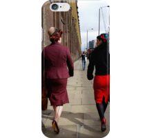 Vintage Elegance  iPhone Case/Skin