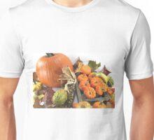 Happy Thanksgiving.  Unisex T-Shirt
