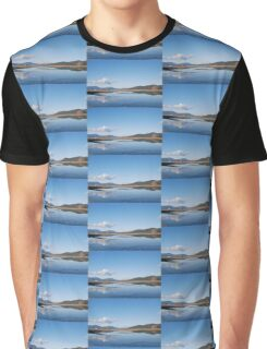 Spencer Spit State Park, Washington Graphic T-Shirt