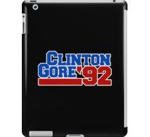 Clinton  iPad Case/Skin