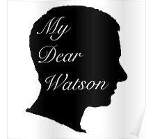 My Dear Watson Poster