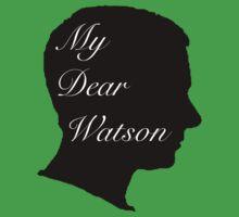 My Dear Watson One Piece - Short Sleeve