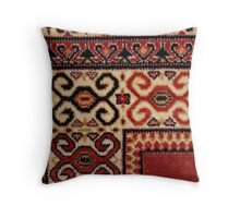 Persian rug pattern  Throw Pillow