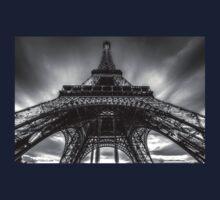 Eiffel Tower 9 One Piece - Short Sleeve