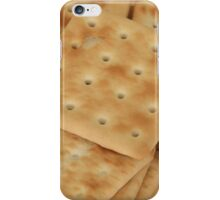 dry  biscuits cracker iPhone Case/Skin