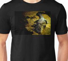 Croc in a Cave Unisex T-Shirt