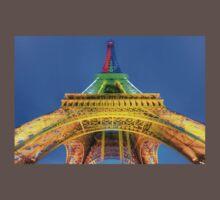 Eiffel Tower 2 Baby Tee