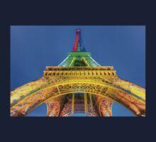 Eiffel Tower 2 One Piece - Long Sleeve
