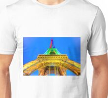 Eiffel Tower 2 Unisex T-Shirt