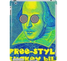 Psychedelic Shakespeare iPad Case/Skin