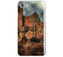 The Place of Snakes iPhone Case/Skin