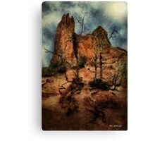 The Place of Snakes Canvas Print