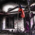 Crackhouse Trump Supporters by David Rozansky