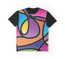 LoopsColor2 Graphic T-Shirt
