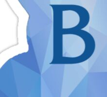 Barnard College Dancing Bear Sticker