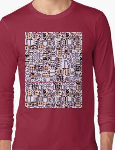 Missing Pattern 2 Long Sleeve T-Shirt