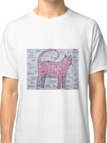 The Extra Fine Feline Classic T-Shirt
