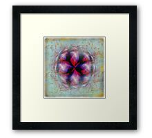circulation # 9 Framed Print
