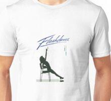 Iconic Scene in Flashdance Unisex T-Shirt