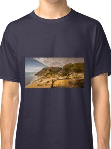 The tower and trees at Malladeta Classic T-Shirt