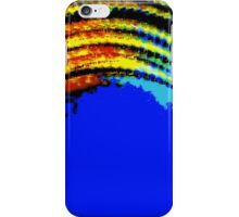COLORFUL COIL WITH DEPTH iPhone Case/Skin