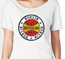 Stamp Of Berlin Women's Relaxed Fit T-Shirt