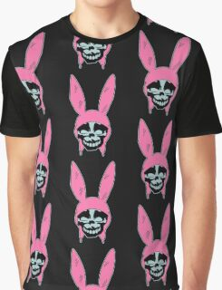 Louise Belcher: Skull Blue Cavity (version one) Graphic T-Shirt
