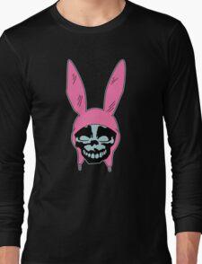 Louise Belcher: Skull Blue Cavity (version one) Long Sleeve T-Shirt