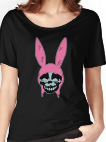 Top Seller - Louise Belcher: Skull Blue Cavity (version one) Women's Relaxed Fit T-Shirt