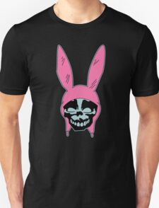 Louise Belcher: Skull Blue Cavity (version one) Unisex T-Shirt