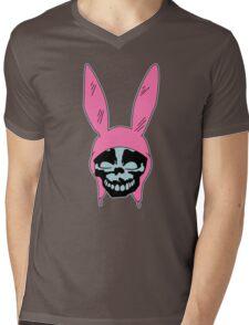 Top Seller - Louise Belcher: Skull Blue Cavity (version one) Mens V-Neck T-Shirt