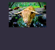 Highland Cow's Profile Pic Unisex T-Shirt