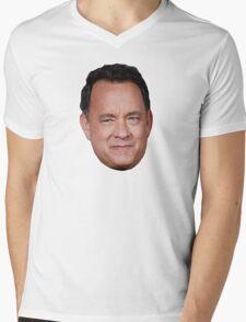 Tom Hanks Mens V-Neck T-Shirt