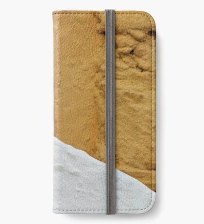 A Wall, A Gate, and A Staircase iPhone Wallet/Case/Skin