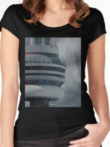 Drake Views Women's Fitted Scoop T-Shirt