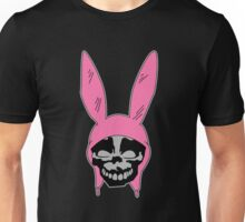 Louise Belcher: Skull Black Cavity (version two) Unisex T-Shirt